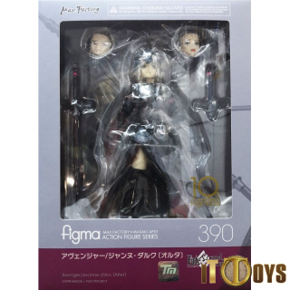 Figma [390] Fate/Grand Order - Avenger Jeanne d'Arc (Alter)
