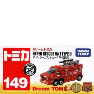 Dream Tomica [149]