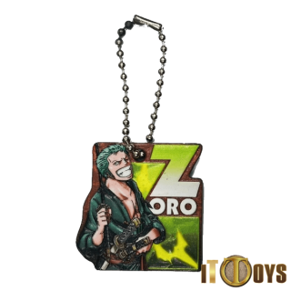 One Piece Keychains - Zoro