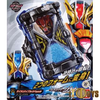 DX Masked Rider  Kamen Rider Zi-O  DX Geiz Revive Ridewatch