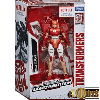 Transformers  NETFLIX War for Cybertron Trilogy Autobot Elita-1