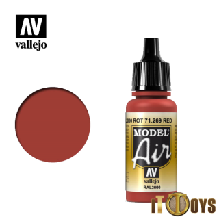 71.269 Vallejo Model Air (17ml) Red