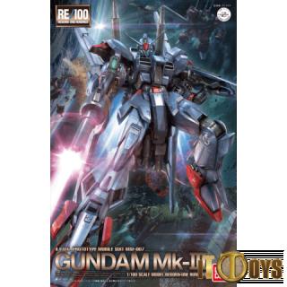 RE R-OH 1/100 Scale Reborn-One Hundred [002] Gundam Z MSF-007 Gundam Mk-II
