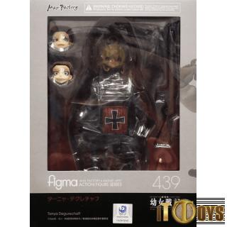 Figma [439]  Saga of Tanya the Evil - The Movie -  Tanya Degurechaff
