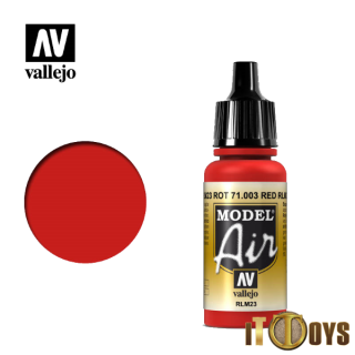 71.003 Vallejo Model Air (17ml) Red RLM23