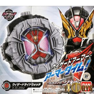 Kamen Rider Wizard DX Wizard Ridewatch