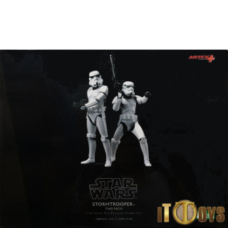 1/10 Scale ARTFX Star Wars Stormtrooper Two Pack