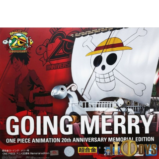 Chogokin One Piece