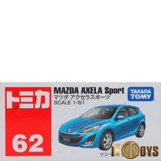 Tomica [062] Mazda Axela Sport