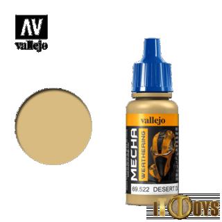 Vallejo Mecha Color (17ml)  69.522 Desert Dust Wash