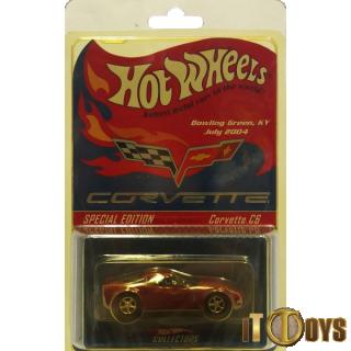 Hot Wheels Special Edition - Corvette C6