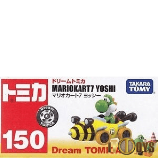 Dream Tomica [150] Mariokartt 7 Yoshi