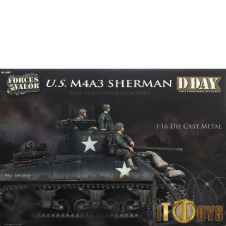 1/16 Scale Forces of Valor - M4A3 Sherman