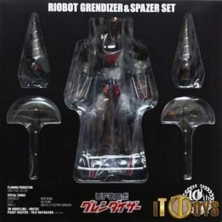 RIOBOT Grendizer & Spazer Set