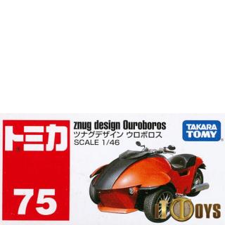 Tomica [075] Znug Design Ouroboros