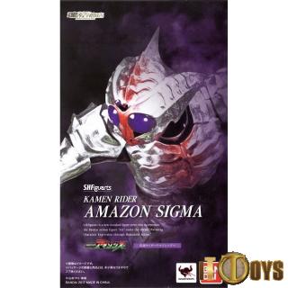 S.H.Figuarts  Masked Rider Amazons  Kamen Rider Amazon Sigma