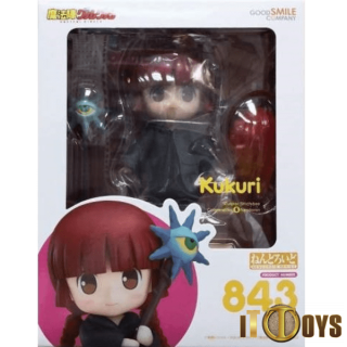 Nendoroid [843] Magical Circle Guru Guru Kukuri