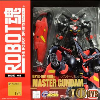 Robot Spirits [174] [SIDE MS] Mobile Suit Gundam GF13-001 NHII Master Gundam