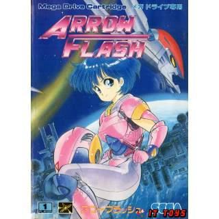 Sega Mega Drive - Arrow Flash