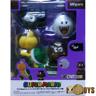 S.H.Figuarts Super Mario Asoberu (Play Set D)