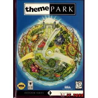 Sega Mega Drive - Theme Park