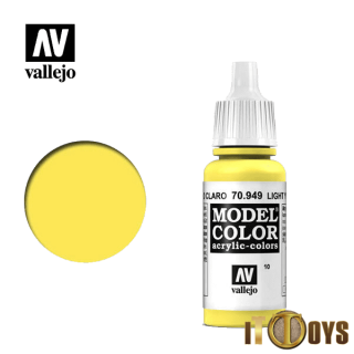 [010] 70.949 Vallejo Model Color (17ml) Light Yellow