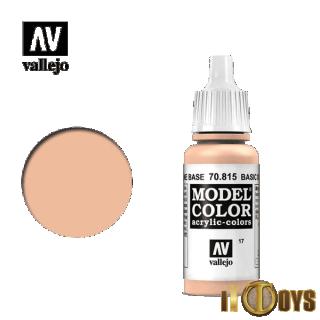 [017] 70.815 Vallejo Model Color (17ml) Basic Skin Tone