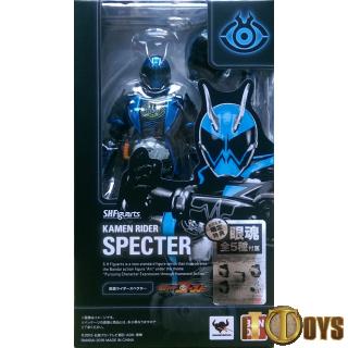 S.H.Figuarts  Masked Rider Ghost  Kamen Rider Spector