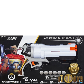 Nerf Rival Overwatch - Mccree