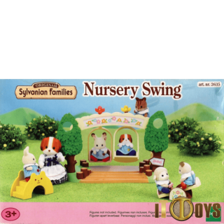 Sylvanian Families  Nursery Swing