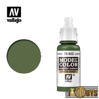 Vallejo Model Color (17ml)  [084] 70.922  Uniform Green