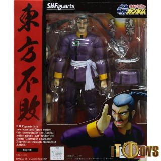 S.H.Figuarts Gundam - Master Asia