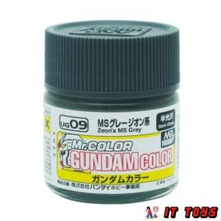 Mr.Color Gundam Color (10ml) - UG-09 Zeon's MS Gray
