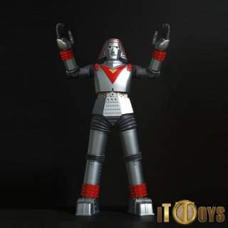 Future Quest Grand Action Bigsize Model Giant Robo