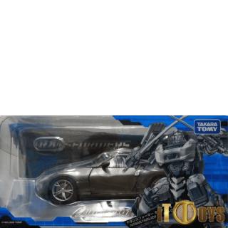 Transformers  Alternity [A-02] Nissan Fairlady Z Megatron (Blade Silver)