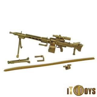 1/12 Scale  LittleArmory [LA064]  MG3KWS Type