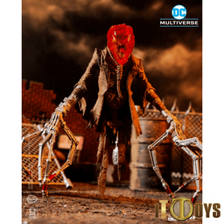 DC Build-A 7 inch Figures Wave 3 Last Night On Earth  Scarecrow