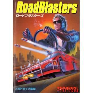 Sega Mega Drive - Road Blasters
