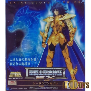 Saint Seiya  Cloth Myth EX  Sea Dragon Kanon