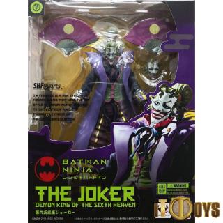 S.H.Figuarts DC Comics The Joker (Batman Ninja)