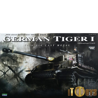 1/16 Scale Forces of Valor - German Tiger I