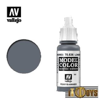 Vallejo Model Color (17ml)  [161] 70.836  London Grey