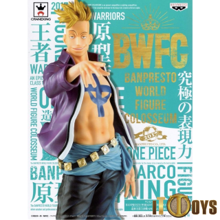 Prize Figure One Piece World Figure Colosseum Special Marco