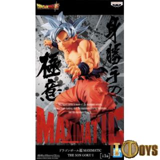 Maximatic Dragon Ball Z  The Son Goku I