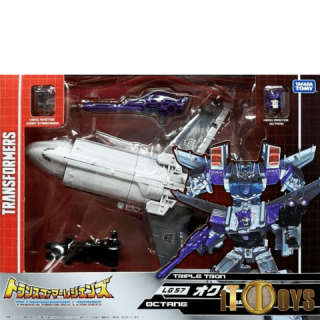 Transformers  Legends [LG-57]  Octane
