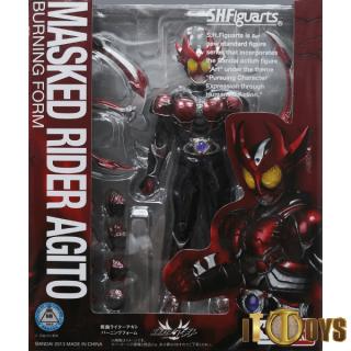 S.H.Figuarts  Masked Rider Agito  Kamen Rider Agito Burning Form