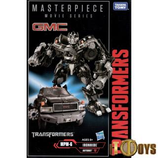 Transformers  Masterpiece MPM-6  Movie Series Ironhide
