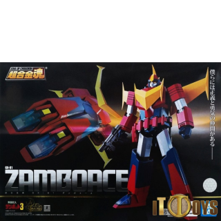 Soul of Chogokin GX-81