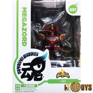 Tamashii Buddies Power Rangers Megazord