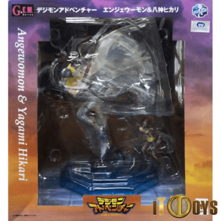 G.E.M.Series Digimon Adventure Angewomon & Yagami Hikari